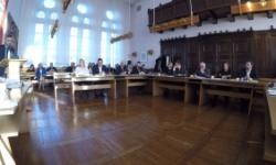 XXI Sesja Rady Miasta Braniewa. Retransmisja [wideo]