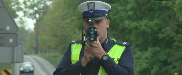 Pieniężno: Jechał przez miasto 113 km/h. 23-latek stracił prawo jazdy