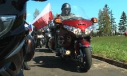 Polscy i Rosyjscy motocykliści oddali hołd poległym [wideo]