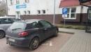 Mistrz parkowania - zajął 2 miejsca w tym jedno dla niepełnosprawnych